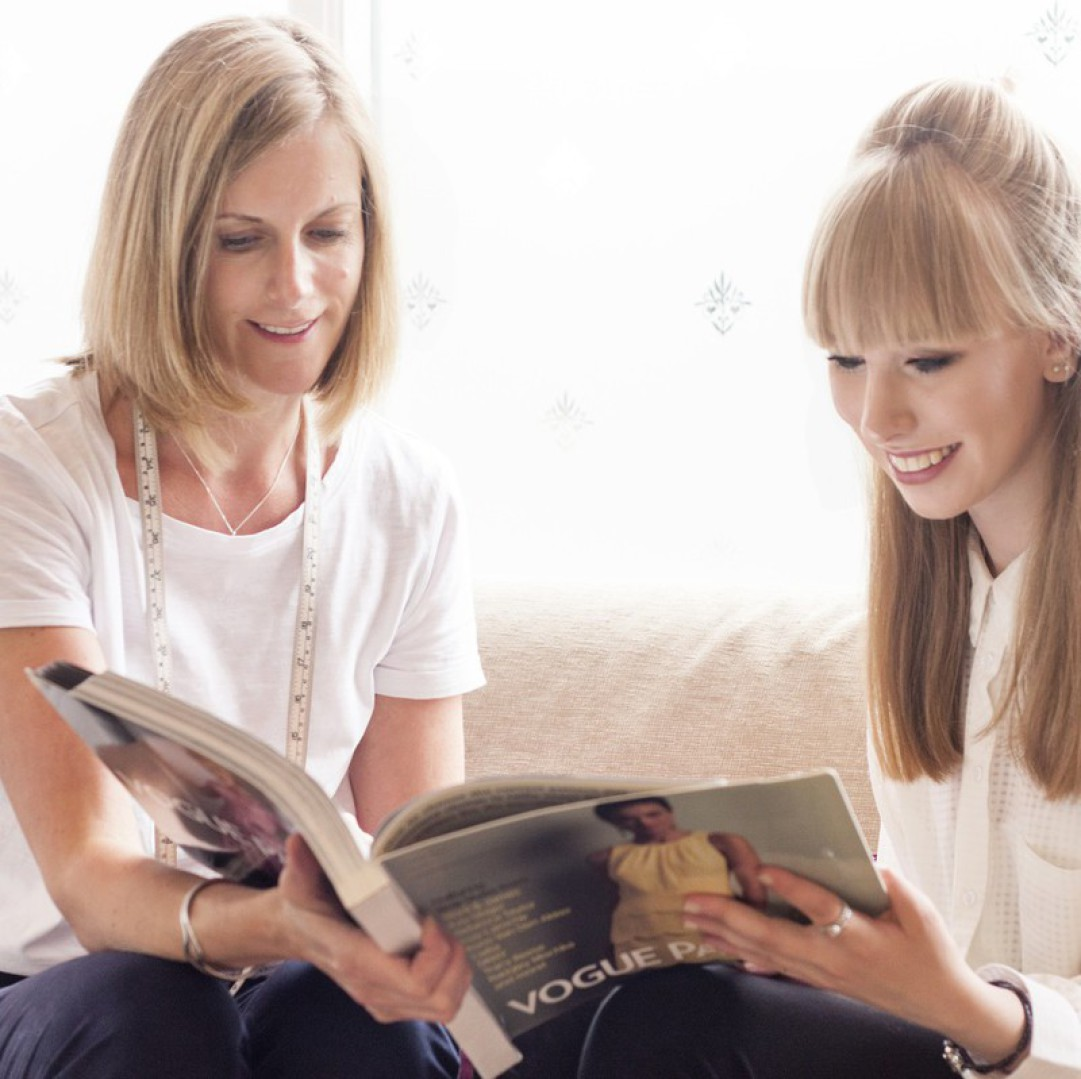 Dressmaking: Personal consultation