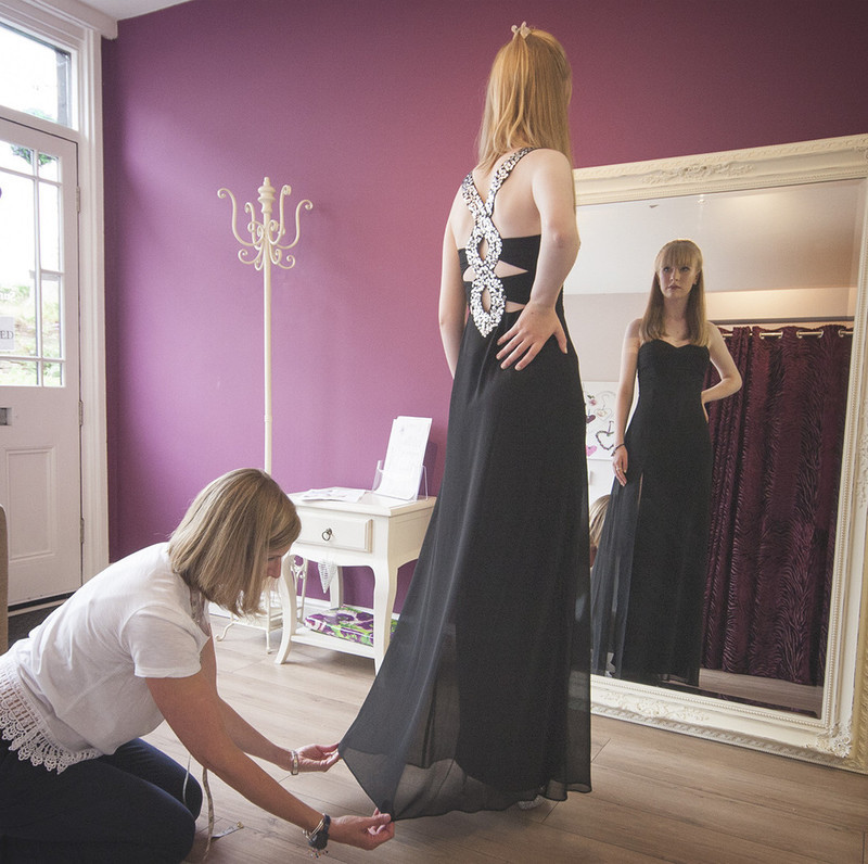 Alteration: Made to measure